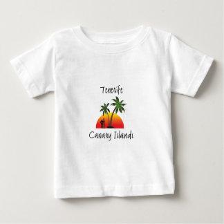 Tenerife - Canary Islands Baby T-Shirt