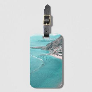Tenerife Luggage Tag