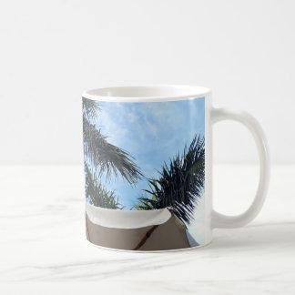 Tenerife Palm Tree Mug