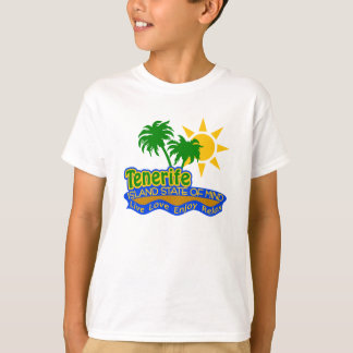 Tenerife State of Mind shirt - choose style