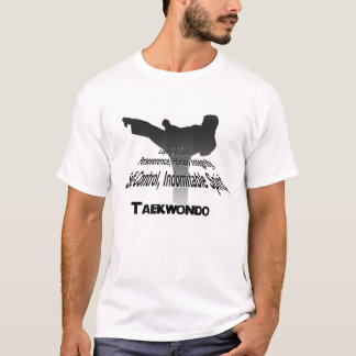 Tenets of Tae Kwon Do T-Shirt