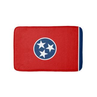 Tennessean flag, American state flag Bath Mat