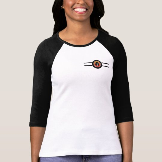 Tennessee 3/4 Sleeve Raglan T-Shirt