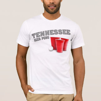 Tennessee Beer Pong T-Shirt