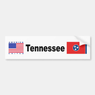 Tennessee Bumper Sticker