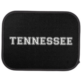 Tennessee Car Mat