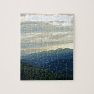 Tennessee Clouds Jigsaw Puzzle