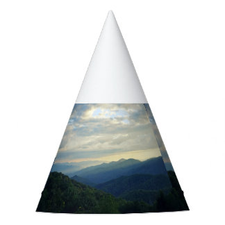 Tennessee Clouds Party Hat