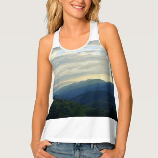 Tennessee Clouds Tank Top