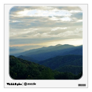 Tennessee Clouds Wall Sticker
