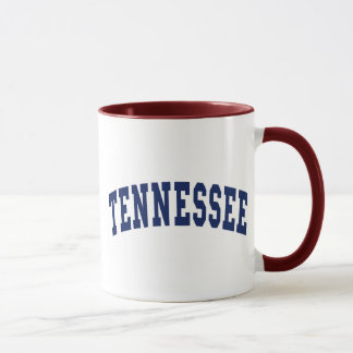 Tennessee College Mug