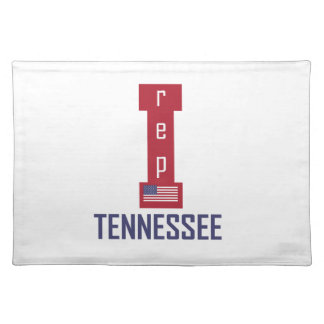 Tennessee design placemat