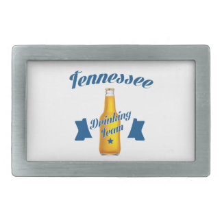Tennessee Drinking team Belt Buckles