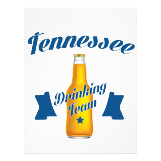 Tennessee Drinking team Letterhead