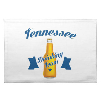 Tennessee Drinking team Place Mats