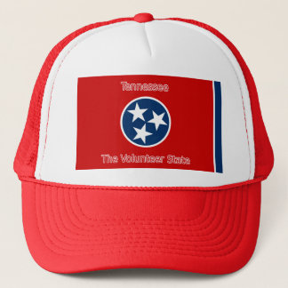 Tennessee Flag Hat
