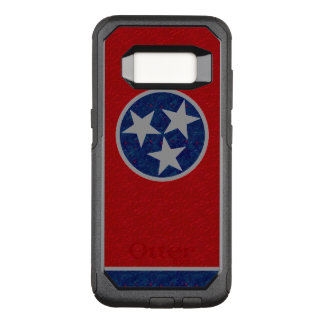 Tennessee Flag OtterBox Commuter Samsung Galaxy S8 Case