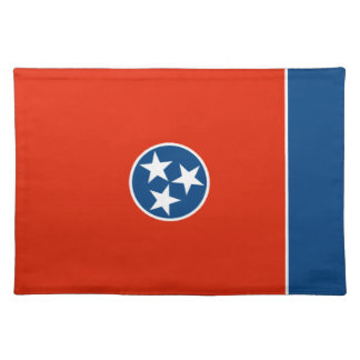 Tennessee Flag Place Mats