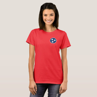 Tennessee Flag Tristar Shirt