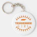 Tennessee Girl Keychain