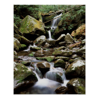 Tennessee, Great Smoky Mountains National Park 2 Poster
