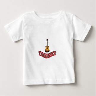 Tennessee Guitar Baby T-Shirt