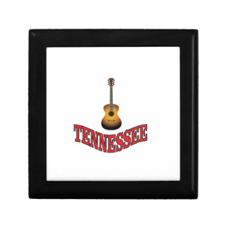 Tennessee Guitar Gift Box
