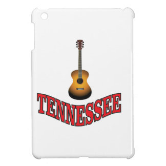 Tennessee Guitar iPad Mini Cover
