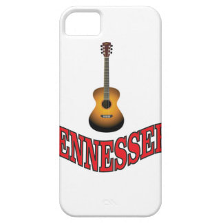 Tennessee Guitar iPhone 5 Case