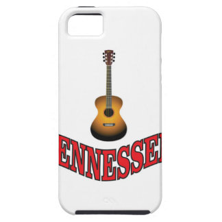 Tennessee Guitar iPhone 5 Covers