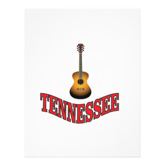 Tennessee Guitar Letterhead