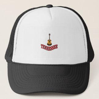 Tennessee Guitar Trucker Hat