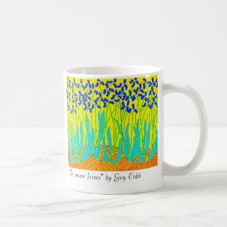 Tennessee Irises Coffee Mug