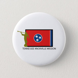TENNESSEE KNOXVILLE MISSION LDS CTR 2 INCH ROUND BUTTON