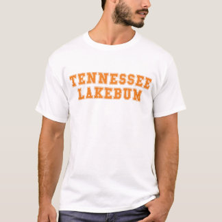 Tennessee Lakebum College Style T-shirt