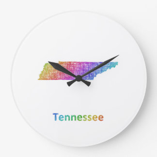 Tennessee Large Clock