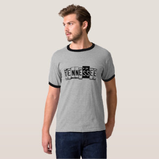 Tennessee License Plate T-shirt