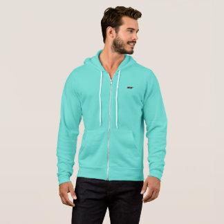 Tennessee logo zip hoodie