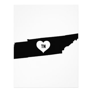 Tennessee Love Letterhead
