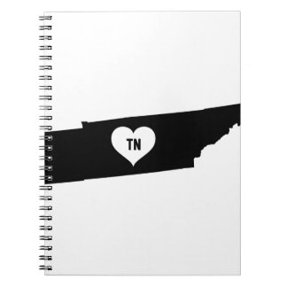 Tennessee Love Notebook