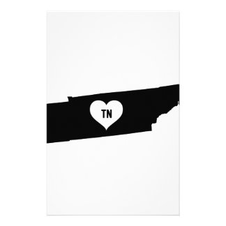 Tennessee Love Stationery