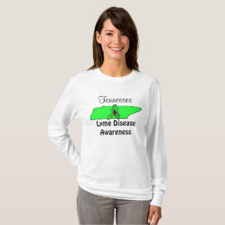 Tennessee Lyme Disease Awareness Shirt