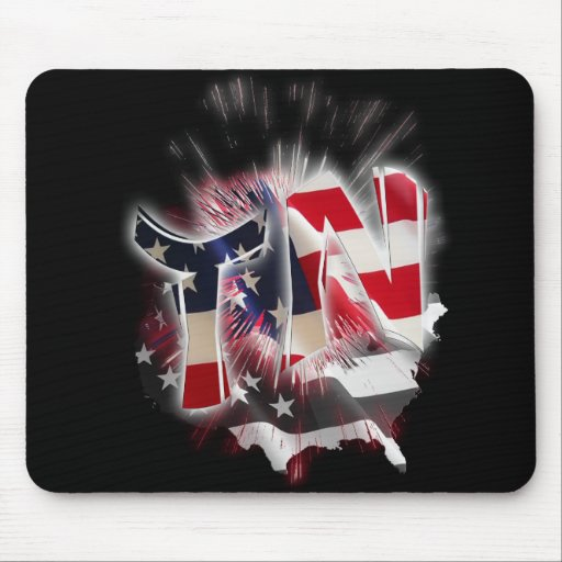 TENNESSEE MOUSE PADS