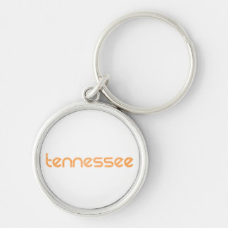 Tennessee Orange Keychain
