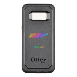 Tennessee OtterBox Commuter Samsung Galaxy S8 Case
