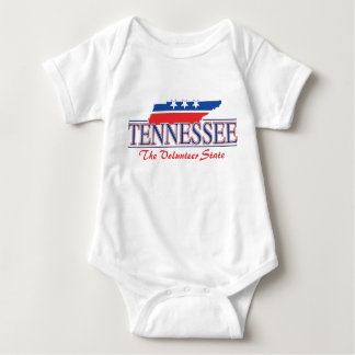 Tennessee Patriotic Infant T-Shirt