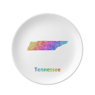 Tennessee Plate