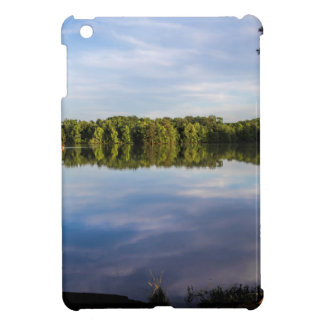 Tennessee River Alabama on a Blue Day iPad Mini Cases