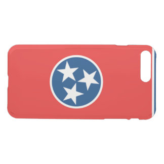 Tennessee State flag iPhone 8 Plus/7 Plus Case