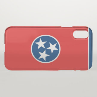 Tennessee State flag iPhone X Case